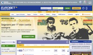 Eurobet Homepage